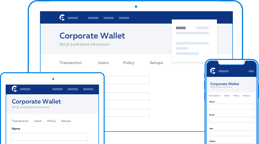 WebWallet - CryptoProcessing Gateway